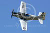 WB - Douglas A-1 Skyraider 00048 Douglas EA-1E Skyraider 35152 US Navy warbird airplane picture, by Tim Perkins