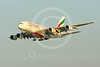A380 00008 Airbus A380 Emirates by Paul Ridgway
