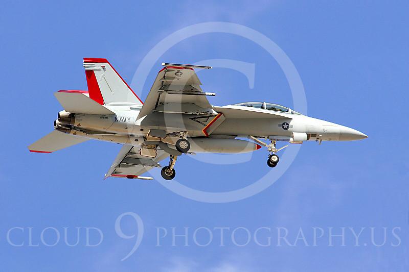 Boeing F-18F - USN 00024 Boeing F-18F Super Hornet US Navy 165166 by Paul Ridgway