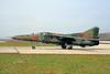 MiG-23UB 00007 Mikoyan-Guryevich MiG-23UB Soviet Air Force May 1993 by MarinusTabak