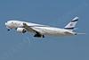 B777P 00008 Boeing 777-200 El Al Airline 4X-ECB by Tim Wagenknecht