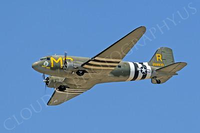 WB - Douglas C-47 Dakota 00004 D-Day Doll by Tim Wagenknecht