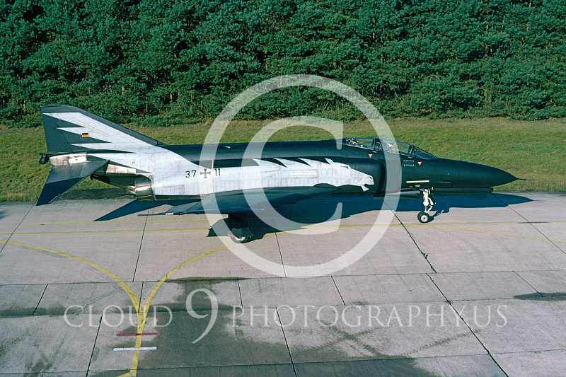 EE-F-4FORG 00017 F-4F German Air Force Nov 2005 by Wilfried Zetsche from AirDOC Collection