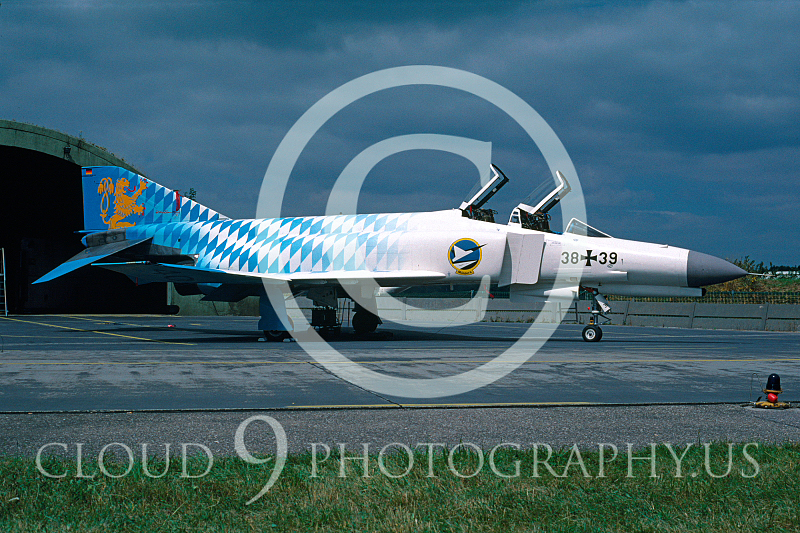 EE-F-4FORG 00004 F-4F German Air Force July 2001 by Wilfried Zetsche from AirDOC Collection