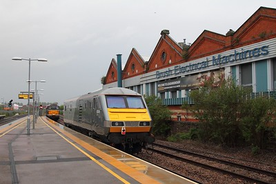 82309 at Loughborough on the 8th May 2015