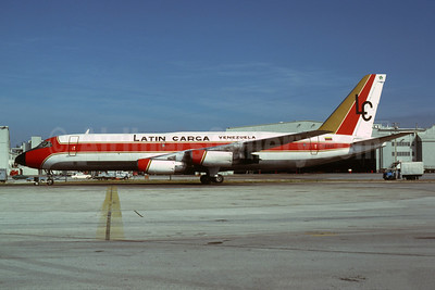Crashed on takeoff on November 3, 1980 at Caracas on a training flight, 4 killed