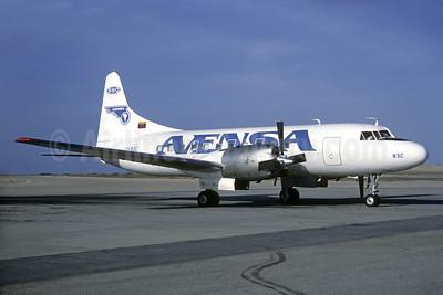 AVENSA Convair 580 YV-83C (msn 496) CCS (Christian Volpati). Image: 927797.