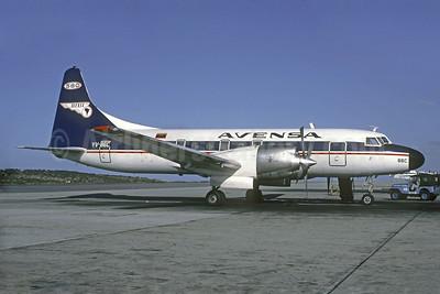 AVENSA Convair 580 YV-86C (msn 214) CCS (Christian Volpati Collection). Image: 920200.