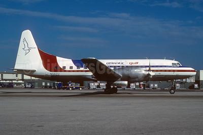 Atlantic Gulf Airlines Convair 580 N5822 (msn 54) MIA (Bruce Drum). Image: 103345.