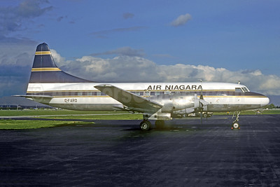 Air Niagara (Canada) Convair 580 C-FARO (msn 382) (Christian Volpati Collection). Image: 951488.