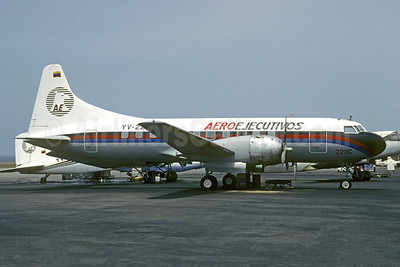 AeroEjecutivos Convair 340-48 YV-223C (msn 144) CCS (Christian Volpati). Image: 952624.