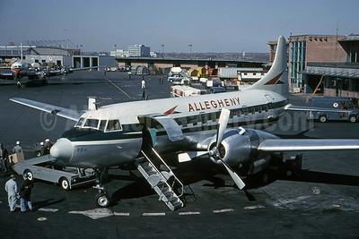 Allegheny Airlines (1st) Convair 440-97 N8422H (msn 465) PHL (Bruce Drum). Image: 100911.
