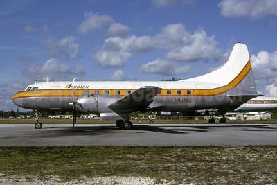 Aerotur (Aerotransporte Turisticos) Convair 440-48 XA-LOU (msn 120) OPF (Bruce Drum). Image: 105337.