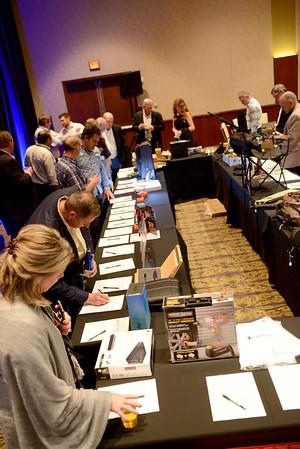 Deere Auctions: Silent, Live, Basket Raffle