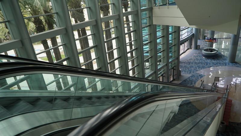 Convention Center Entrance View #8