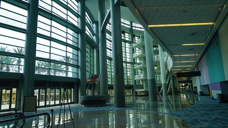 Convention Center Entrance View # 2