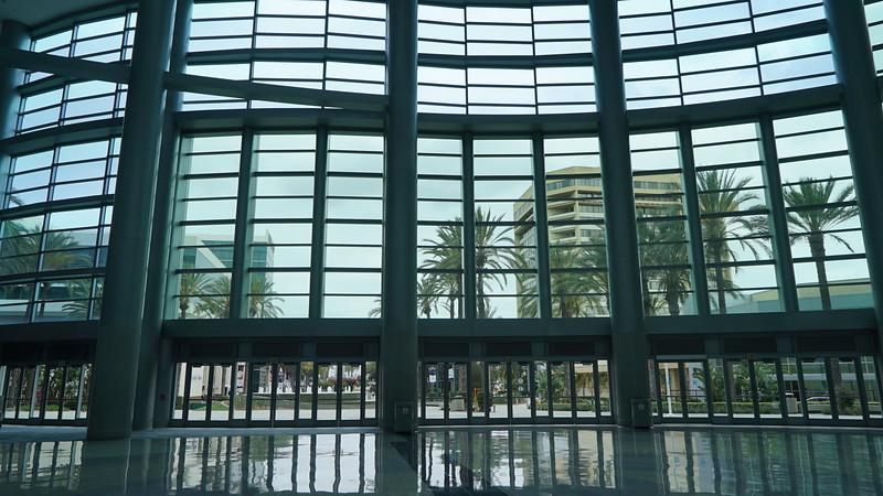 Convention Center Entrance View # 6