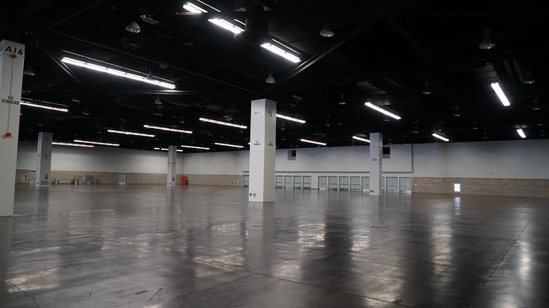 Hall A View # 5