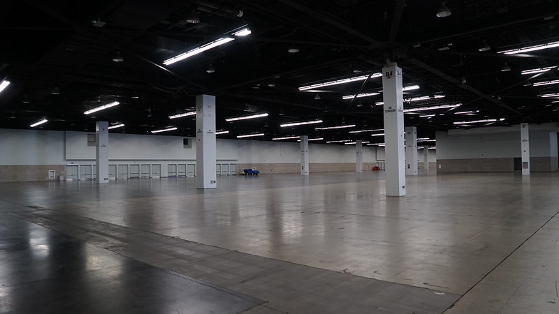 Hall A View # 8