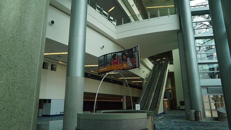 Convention Center Entrance View #7