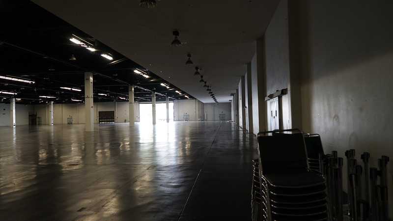 Hall A View # 4