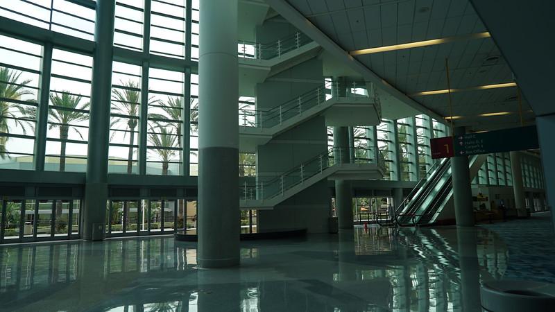 Convention Center Entrance View # 3