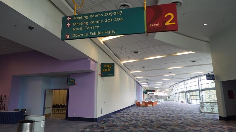 Second Floor Lobby View #7
