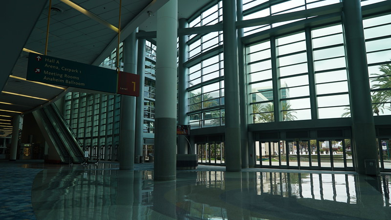 Convention Center Entrance View # 5