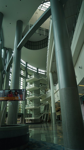 Convention Center Entrance View # 4