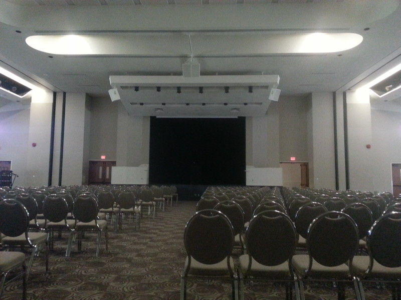 Convention Room View # 4