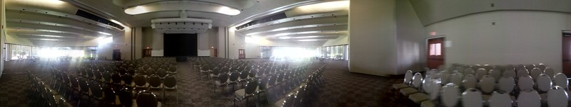 Convention Room View # 1