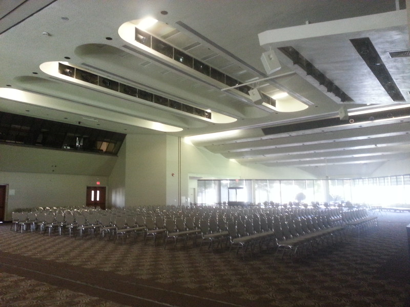 Convention Room View # 5