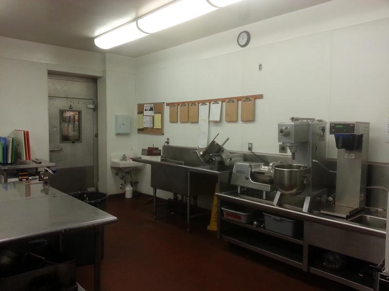 Kitchen View # 2