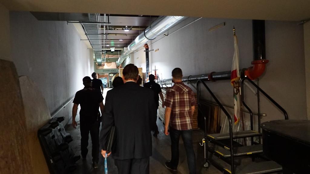 Hallway 1 View # 1