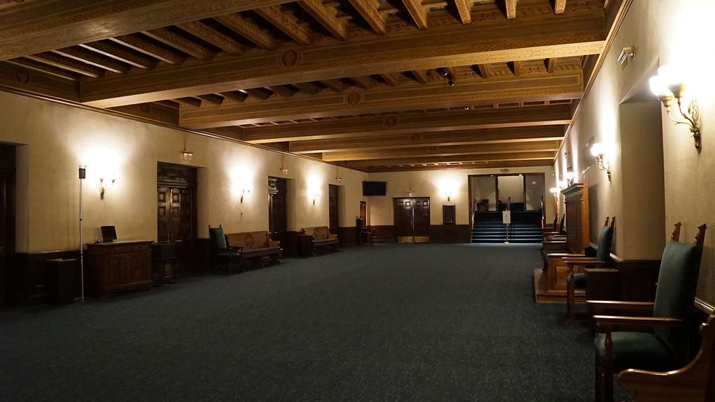 Theatre Lobby View # 1