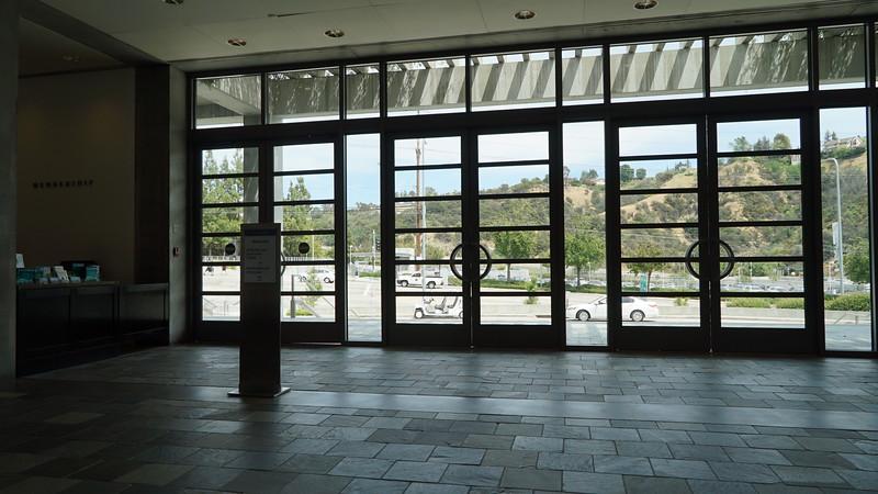 Center Entrance View # 1