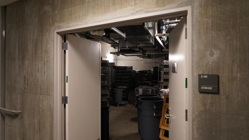 Storage Entrance