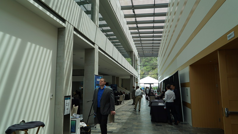Hall 2 Entrance View # 3