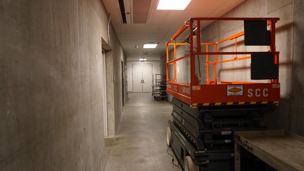 Hallway View # 3