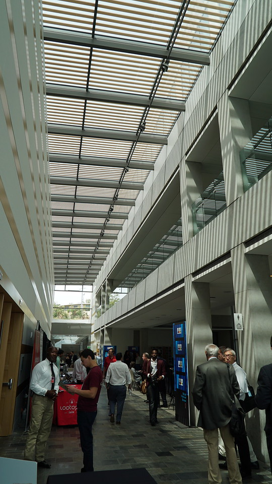 Hall 2 Entrance View # 4