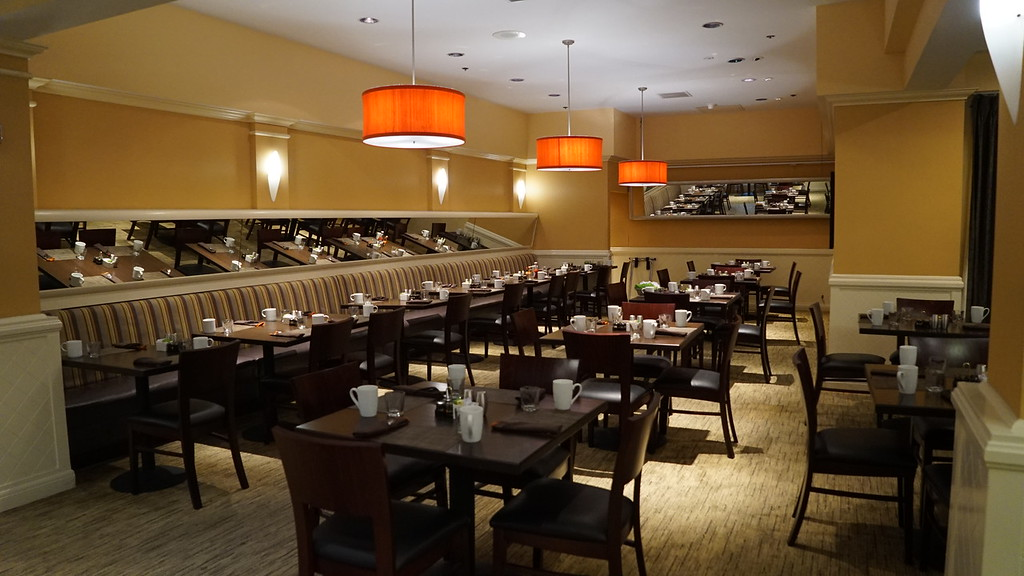 Hotel Restaurant View # 1