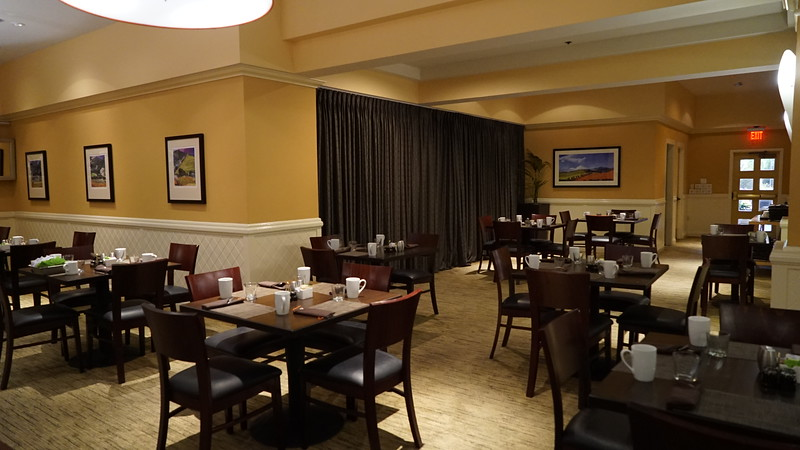 Hotel Restaurant View # 2