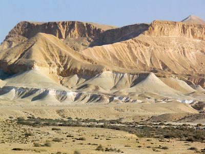 Wadi Tzin, Israel
