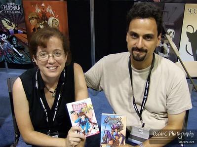 Nunzio DeFilippis & Christina Weir