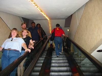 Escalators Are 25% of DC