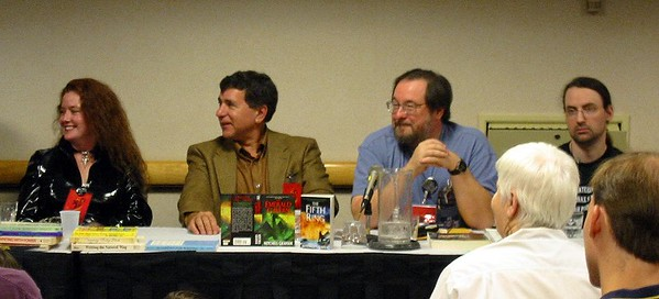 Worldbuilding Panel (Left)