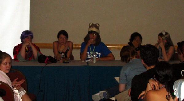 Anime Panel