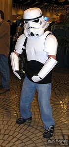 Stormtrooper Wannabe