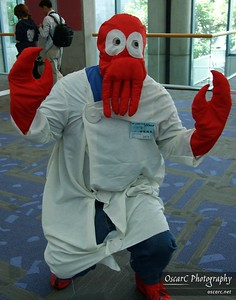 Doctor John Zoidberg (Futurama)