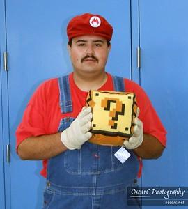 Mario (Super Mario Brothers)